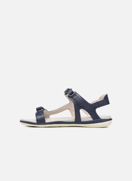 Sandales et nu-pieds TBS Raniah--F7M52 Bleu vue face