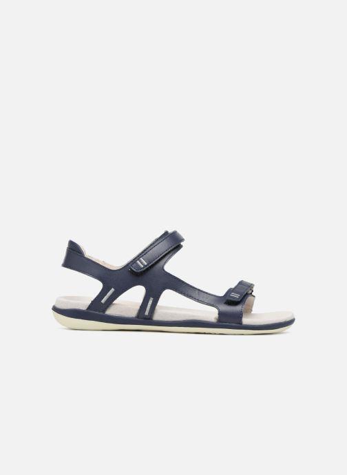 Sandales et nu-pieds TBS Raniah--F7M52 Bleu vue derrière
