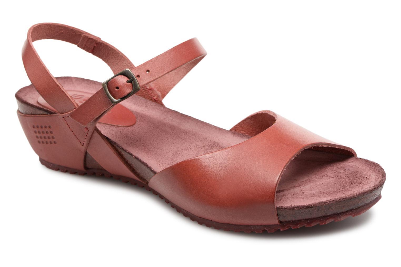 57001eb3da528 TBS Samata--A7416 (Rouge) - Sandales et nu-pieds chez Sarenza (322496)