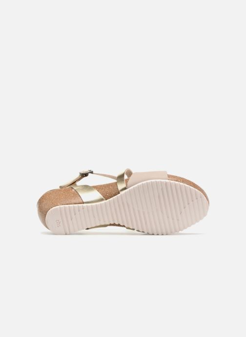 Sandali e scarpe aperte TBS Stefany-C7B83 Grigio immagine dall'alto