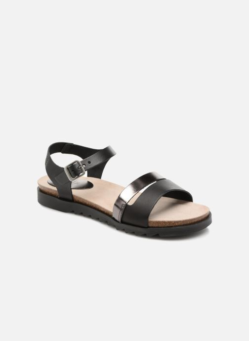 Sandals TBS Theresa-A7004 Black detailed view/ Pair view