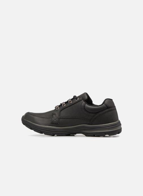 Sneakers Skechers Garton-Briar Sort se forfra
