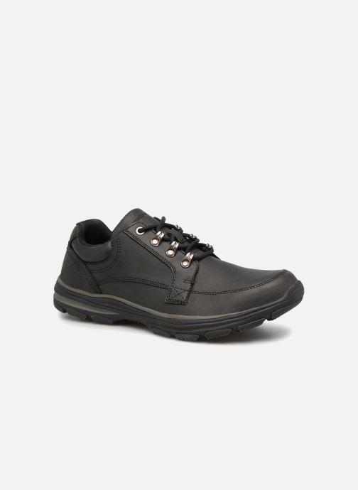 Sneakers Skechers Garton-Briar Sort detaljeret billede af skoene