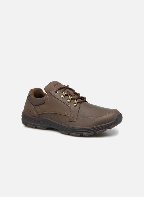 Sneaker Skechers Garton-Briar braun detaillierte ansicht/modell