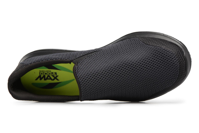 Sneakers Skechers Go Flex 2-Completion Zwart links
