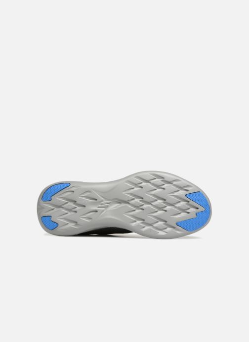 Chez 600 Run Baskets 338182 Skechers Go refine gris qz7zYwA