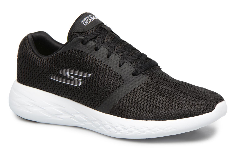 Sneakers Skechers Go Run 600-Refine Sort detaljeret billede af skoene