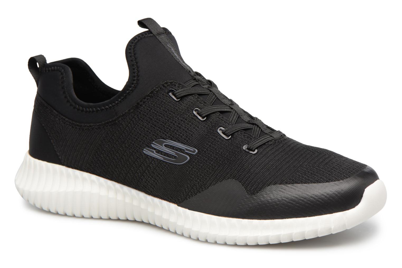 Skechers Flex white Elite Black lasker vNOnym80w