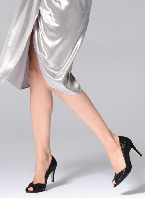 Zapatos de tacón Jonak Acide W Negro vista de abajo