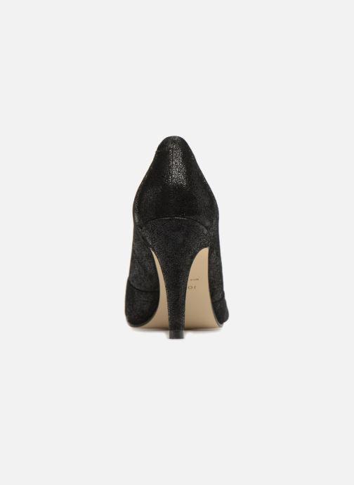 Zapatos de tacón Jonak Acide W Negro vista lateral derecha