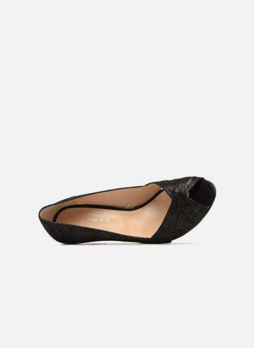 Zapatos de tacón Jonak Acide W Negro vista lateral izquierda