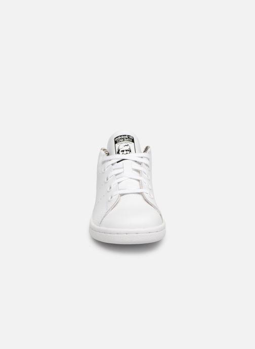 Trainers adidas originals Stan Smith C White model view