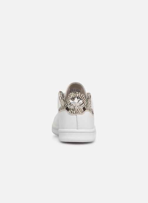 Trainers adidas originals Stan Smith C White view from the right