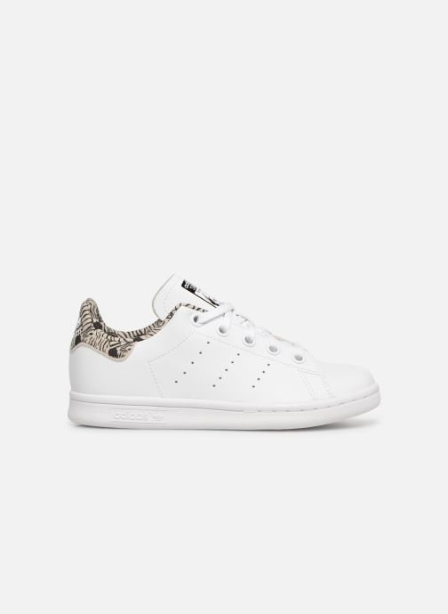 Deportivas adidas originals Stan Smith C Blanco vistra trasera