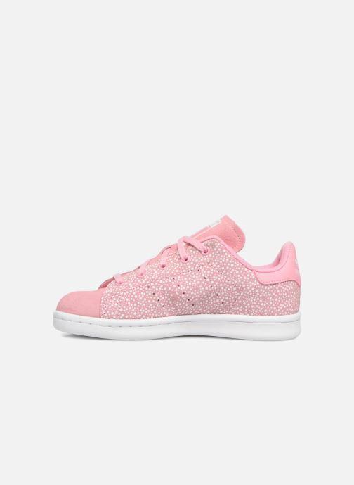 Sneakers adidas originals Stan Smith C Roze voorkant