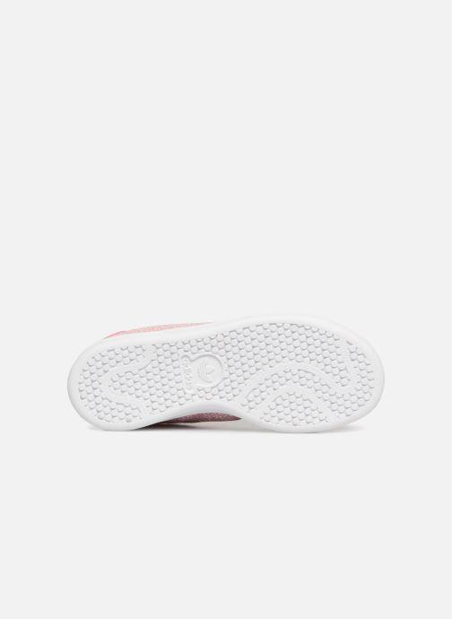 Sneakers adidas originals Stan Smith C Roze boven