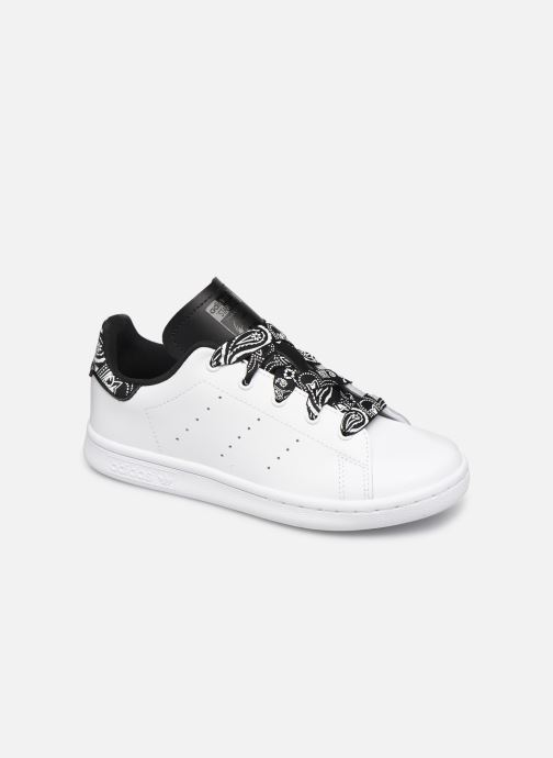 Sneakers adidas originals Stan Smith C Wit detail