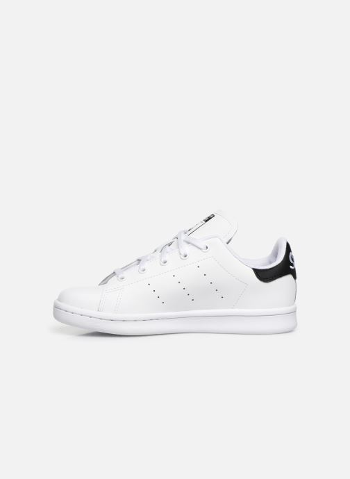 Sneakers adidas originals Stan Smith C Wit voorkant