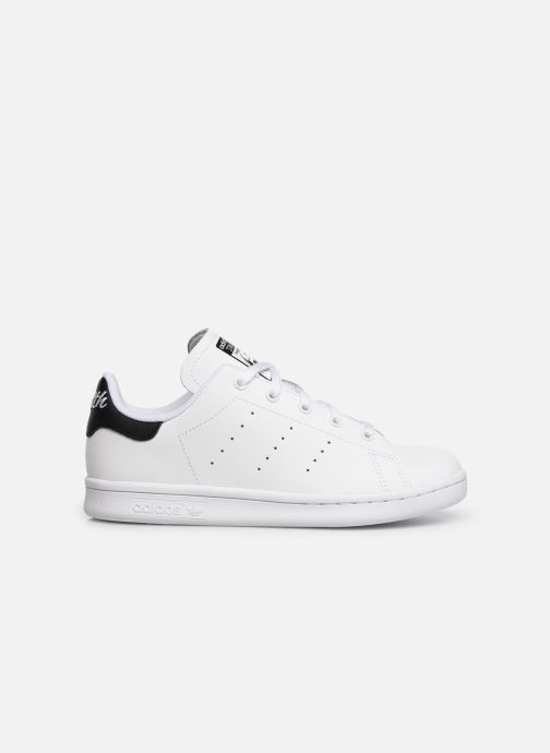 Sneakers adidas originals Stan Smith C Wit achterkant
