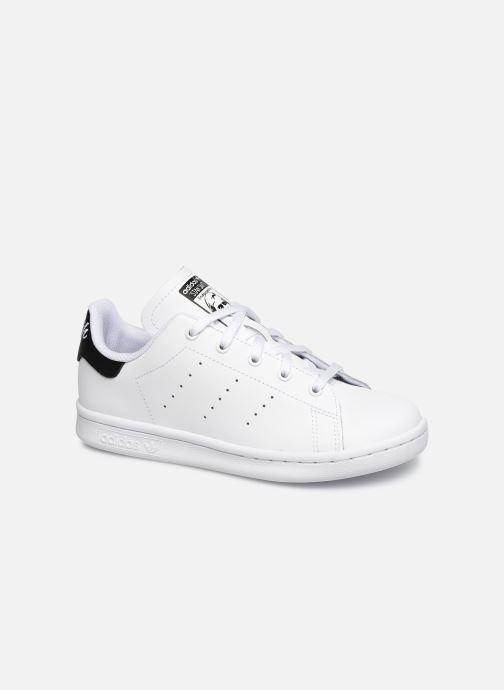 Baskets adidas originals Stan Smith C Blanc vue détail/paire