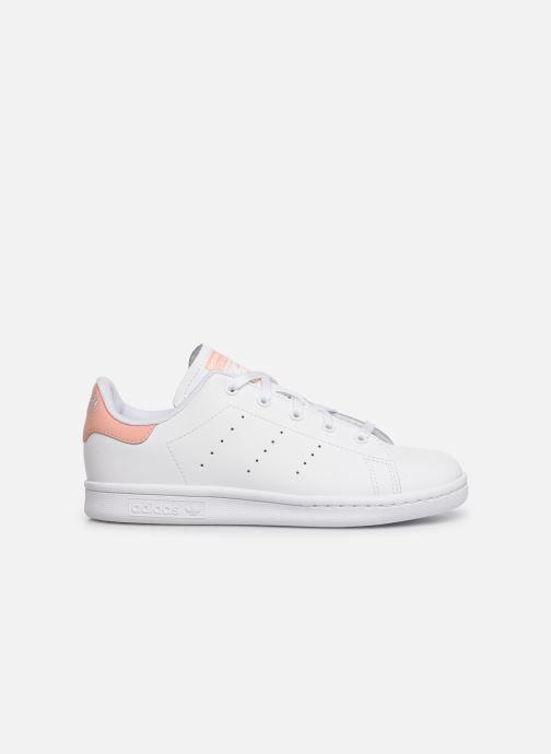 Baskets adidas originals Stan Smith C Blanc vue derrière
