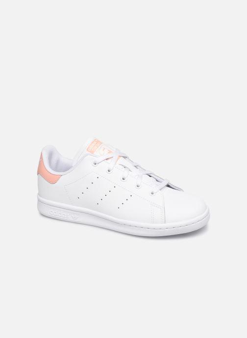 Sneakers adidas originals Stan Smith C Hvid detaljeret billede af skoene