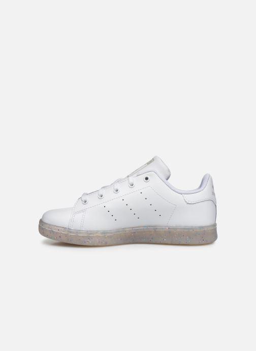 Baskets adidas originals Stan Smith C Blanc vue face