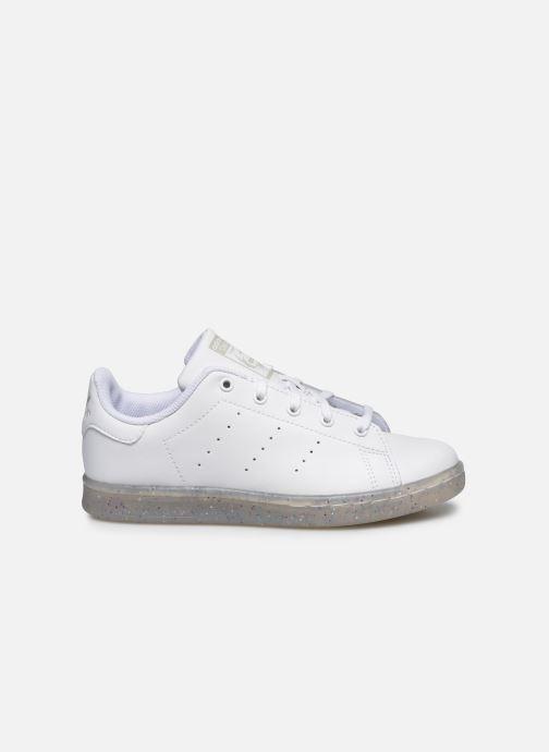Baskets adidas originals Stan Smith C Blanc vue derrière