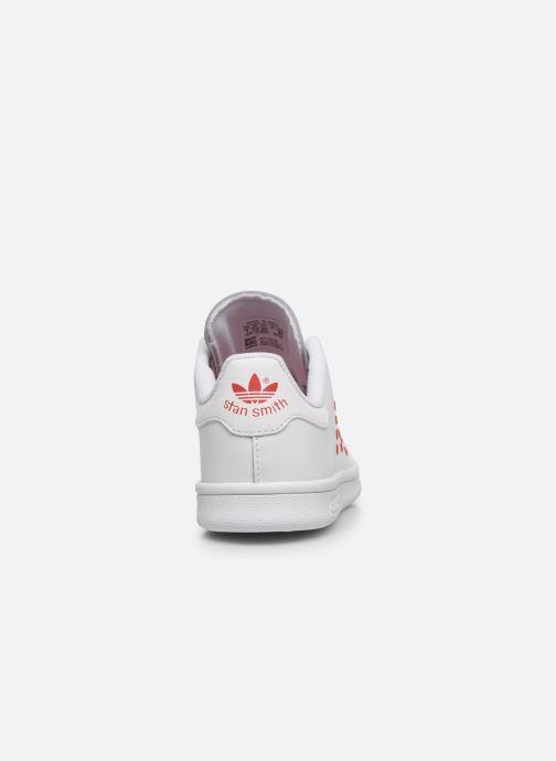 Sneaker adidas originals Stan Smith C weiß ansicht von rechts
