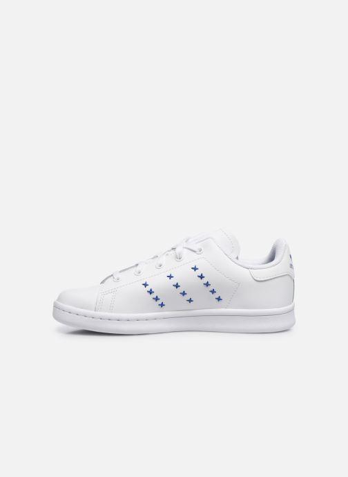 Sneakers adidas originals Stan Smith C Wit voorkant
