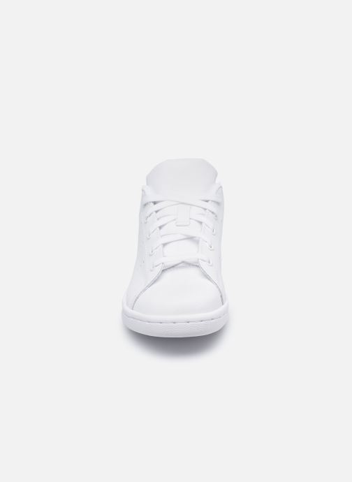 Sneakers adidas originals Stan Smith C Bianco modello indossato