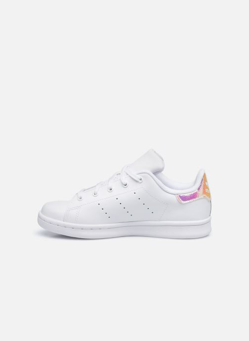 Sneakers adidas originals Stan Smith C Bianco immagine frontale