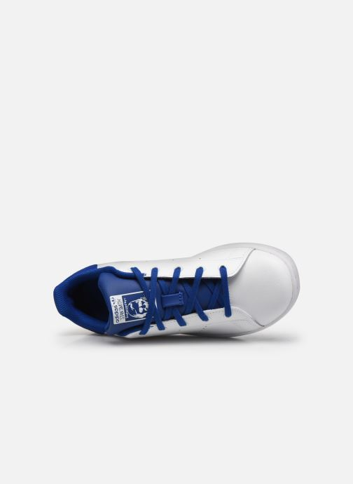 Sneakers adidas originals Stan Smith C Bianco immagine sinistra