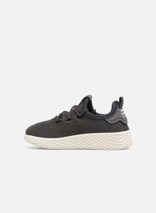 Sneakers adidas originals Pharrell Williams Tennis Hu I Grijs voorkant