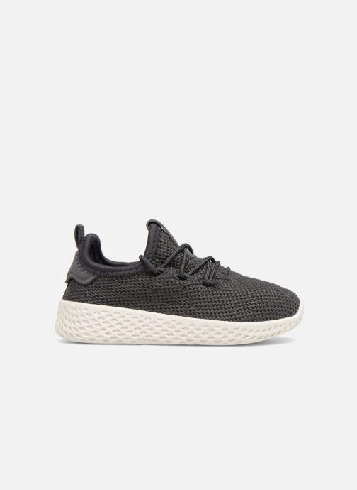 Sneakers adidas originals Pharrell Williams Tennis Hu I Grijs achterkant