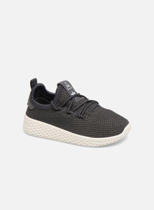 Sneakers adidas originals Pharrell Williams Tennis Hu I Grijs detail