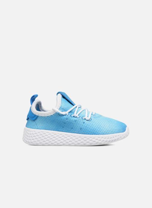 Deportivas adidas originals Pharrell Williams Tennis Hu I Azul vistra trasera