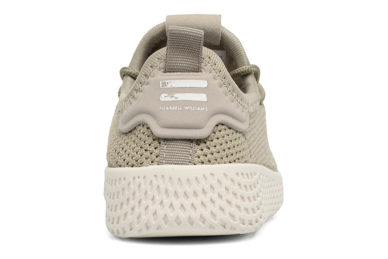 Sneakers Adidas Originals Pharrell Williams Tennis Hu I Groen rechts