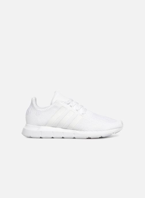 Sneaker adidas originals Swift Run J weiß ansicht von hinten