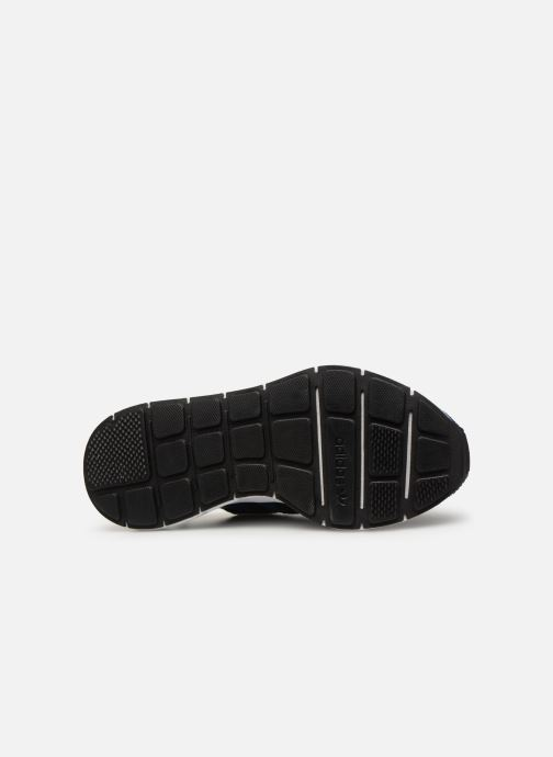 Sneakers adidas originals Swift Run J Blå bild från ovan