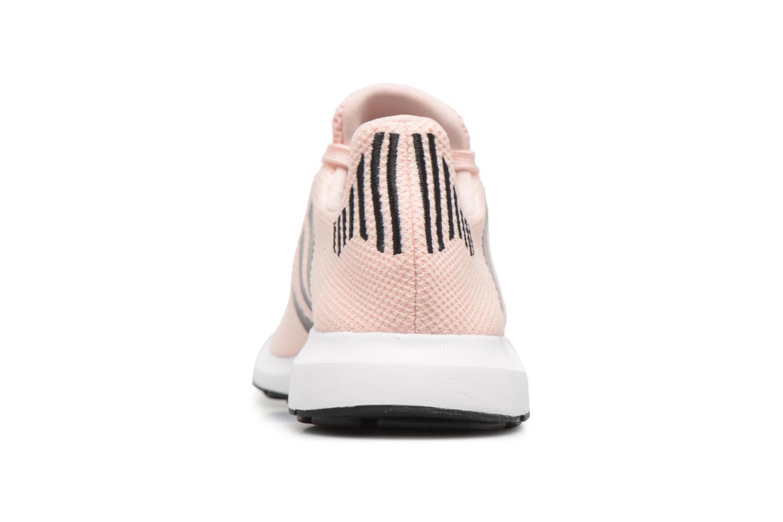 Sneakers Adidas Originals Swift Run J Rosa immagine destra