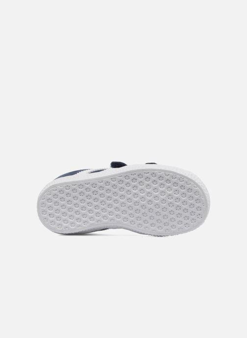 Sneakers adidas originals Gazelle Cf I Azzurro immagine dall'alto