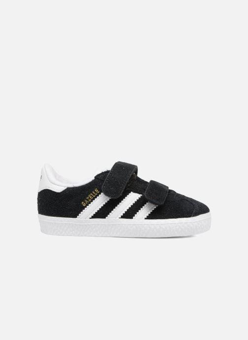 Sneaker adidas originals Gazelle Cf I schwarz ansicht von hinten
