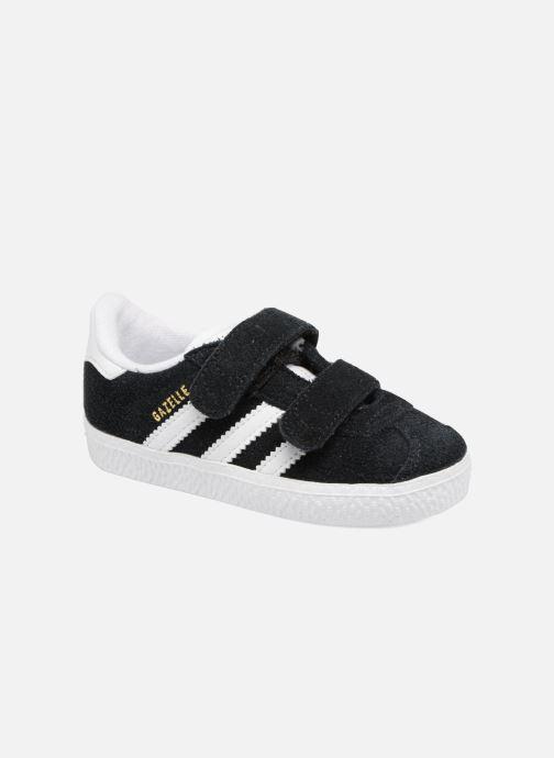adidas originals gazelle zwart