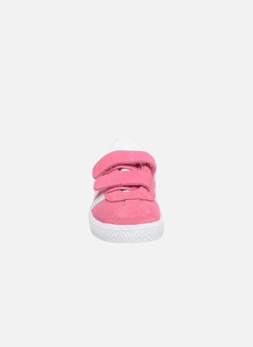 Sneakers adidas originals Gazelle Cf I Roze model
