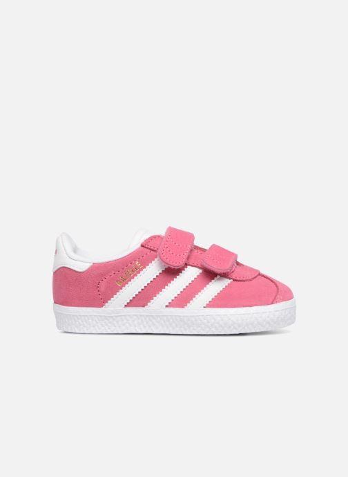 Sneakers Adidas Originals Gazelle Cf I Roze achterkant