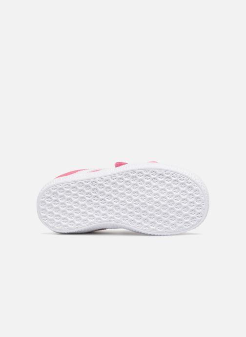 Sneakers adidas originals Gazelle Cf I Roze boven