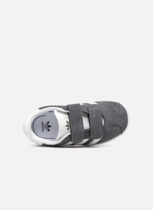 01dbe587c6f1 Adidas Originals Gazelle Cf I (grau) - Sneaker chez Sarenza (335139)