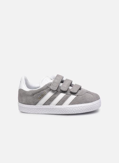 Sneaker adidas originals Gazelle Cf I grau ansicht von hinten