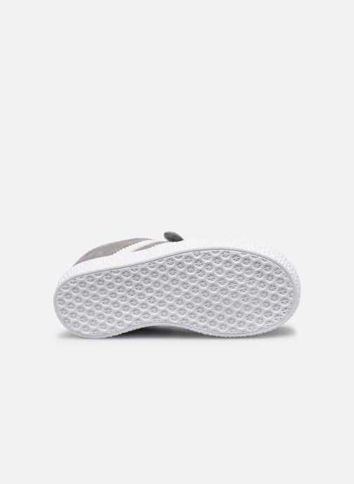 Sneaker adidas originals Gazelle Cf I grau ansicht von oben